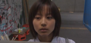 Ayano (Horikita) Gazes into The Locker in The Locker 2