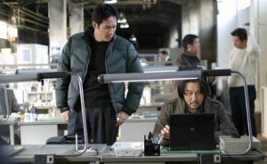Ihara and Yakusho in Retribution