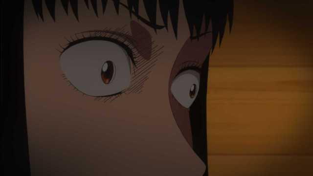 Lines Around Kaoris Eye in Gyo