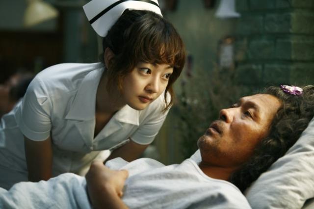 Nurse Ha (Seo Hyo-Rim) in Desire to Kill