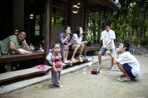 Kotoko (Cocco) and Family