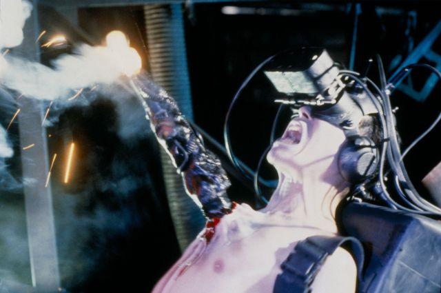 Tetsuo II Body Hammer Geiger Gun