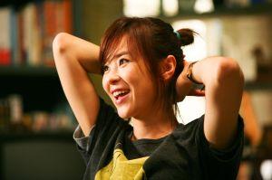 Da-Rim (Choi Gang-Hee) in Petty Romance