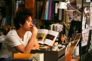 Jung-Bae (Lee Sun-Kyun) in Petty Romance