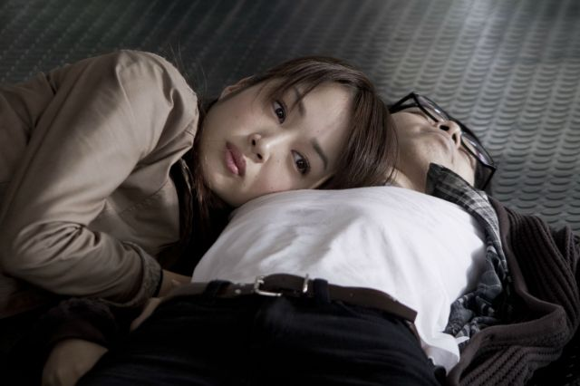 Rin Takanashi as Ryoko in Isn't Anyone Alive