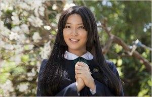 Ai to Makoto's Ai (Takei) Looking to the Future