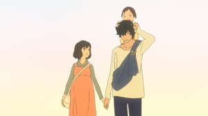 Wolf Children Early PArenthood