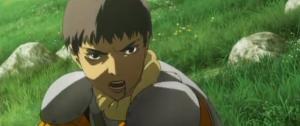 Berserk Anime Movie Casca Battles