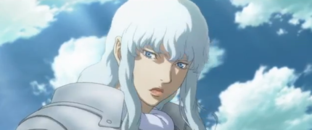 Berserk Anime Movie Griffith