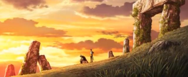 Berserk Anime Movie Stonehenge