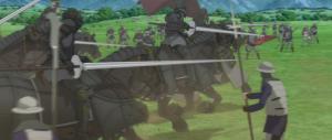 Berserk Black Ram Iron Cavalry