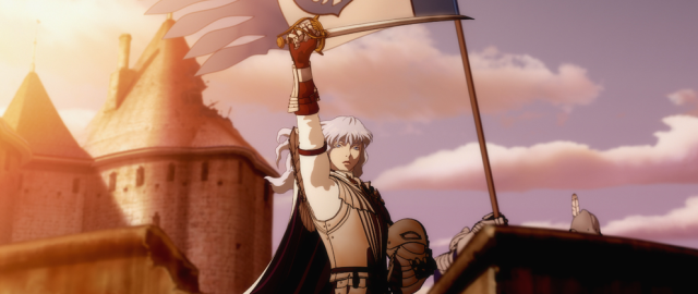 BErserk Griffith Victorious