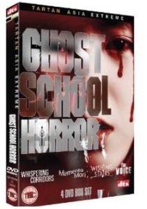 Ghost School Horror DVD Case