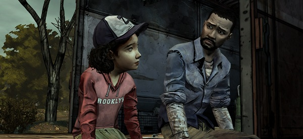 PROTECT CLEMENTINE! The Walking Dead