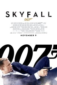 Skyfall US Theatrical Poster
