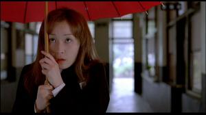 Wishing Stairs Eom Hye-Ju (Jo An) With Umbrella