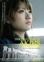 Documentary of AKB48 Film Poster