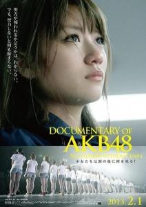 Documentary of AKB48 Film Poster