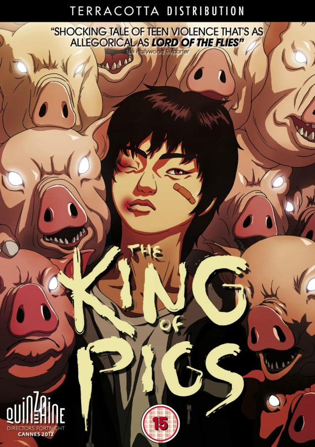 The King of Pigs DVD Case