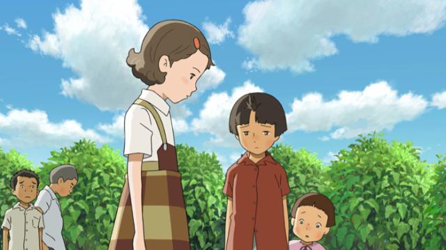 Mai Mai Miracle Sadness Strikes Kiiko (Nako Mizusawa) and Shinko (Mayuko Fukuda)