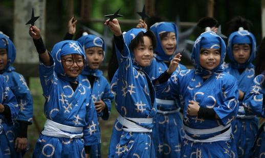 Ninja Kids!!! Lets Go