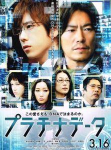 Cool Platina Data Film Poster