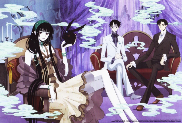 ホリック xxxHOLiC Anime