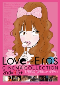 Love and Eros Film Poster