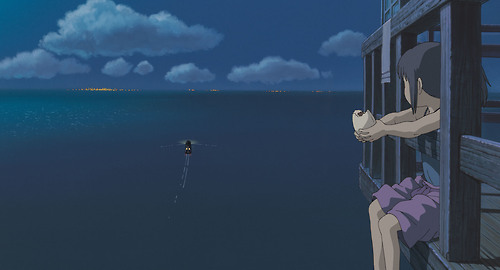 Spirited Away Sail Away