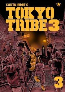 Tokyo Tribe Manga