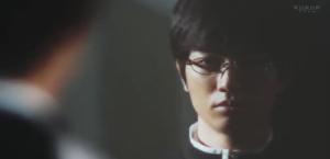 XXXHOLiC Watanuki (Sometani) and His Pensive Stare