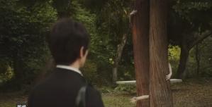 XXXHOLiC Watanuki Sees Ghost Arms