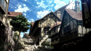 attack on titan erens house