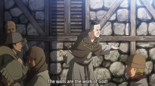 GOD EXISTS? Attack-on-titan-monk