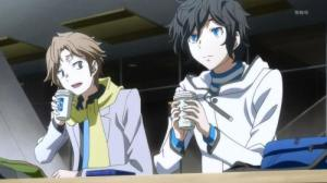 Devil Survivor 2 Kuzue and Daichi