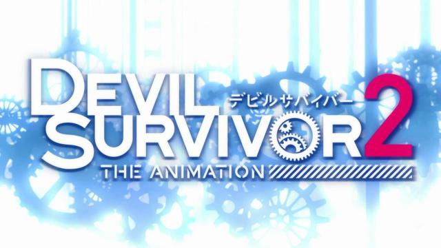 Devil Survivor 2 The Animation Title