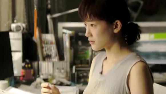 Kiyoshi Kurosawa Real Haruka Ayase and the Floating Pencil