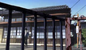 Aku no Hana Kasuga is Imprisoned