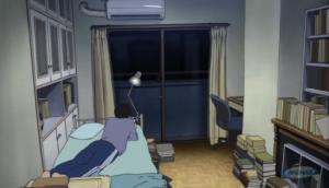 Aku no Hana Kasuga's Room