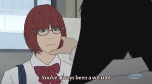 Aku no Hana Nakamura is Bullied