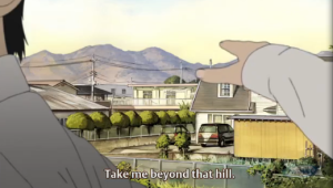 Aku no Hana Nakamura Wants to Run Up That Hill