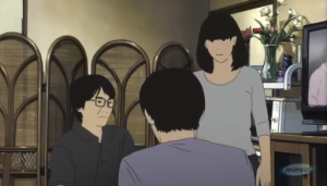 Aku no Hana The Kasuga Family