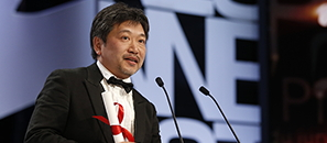 Koreeda Cannes 2013 Jury Prize Win