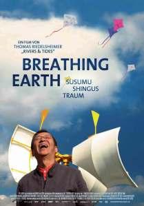 BReathing Earth Susumu Shingu's Dream Film Poster