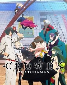 Gatchaman Crowds Anime Image