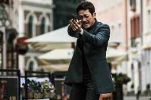 The Berlin File Pyo Jong-Sung (Ha Jung-Woo) Shoots to Kill