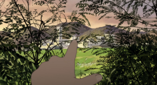 Aku no Hana Beyond The Hill