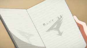 Gatchaman Crowds NOTE