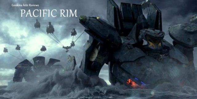 Genki Pacific Rim Review Banner