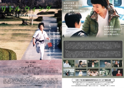 Little Wing Karate Film Poster
